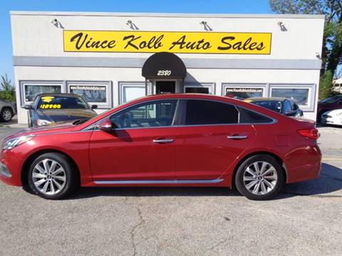 2016 Hyundai Sonata for sale in Lake Ozark, MO