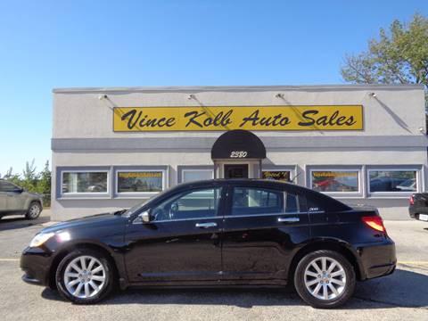 2013 Chrysler 200 for sale in Lake Ozark, MO