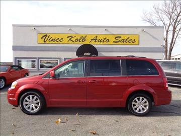 2008 Chrysler Town and Country