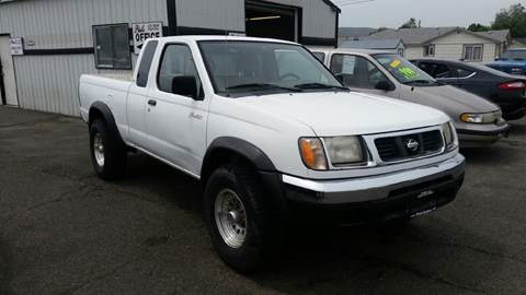 1999 Nissan Frontier for sale in Union Gap, WA
