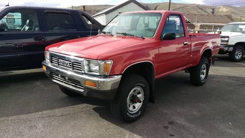 1991 Toyota Pickup for sale in Union Gap, WA