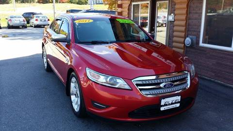 2011 Ford Taurus for sale in Turner, ME