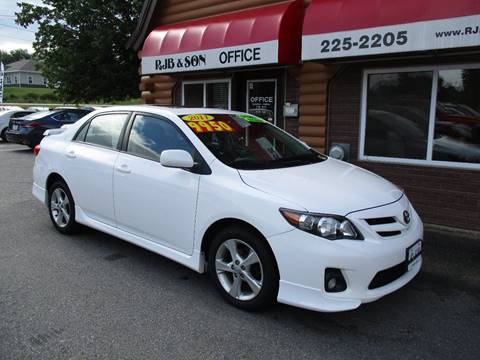 2011 Toyota Corolla for sale in Turner, ME