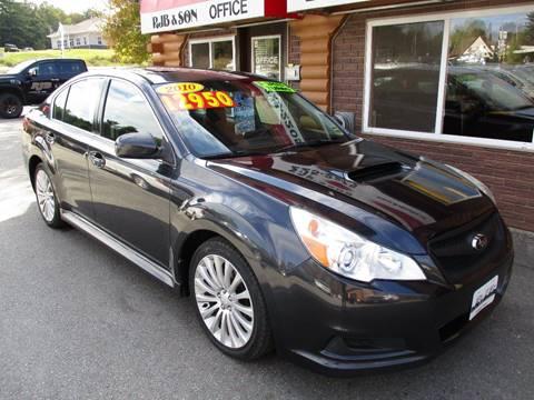 2010 Subaru Legacy for sale in Turner, ME