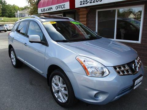 2012 Nissan Rogue for sale in Turner, ME