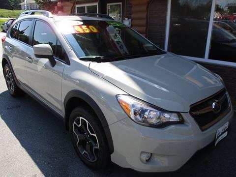 2014 Subaru XV Crosstrek for sale in Turner, ME