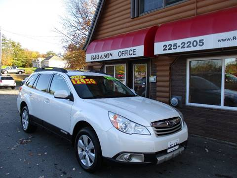 2012 Subaru Outback for sale in Turner, ME