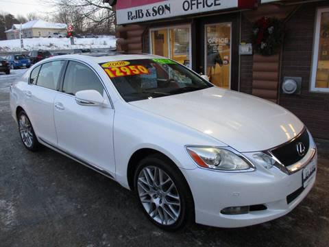 Used Lexus GS 350 For Sale in Maine - Carsforsale.com