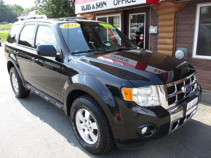 Ford Used Cars Pickup Trucks For Sale Turner RJB & SON MOTOR CO.