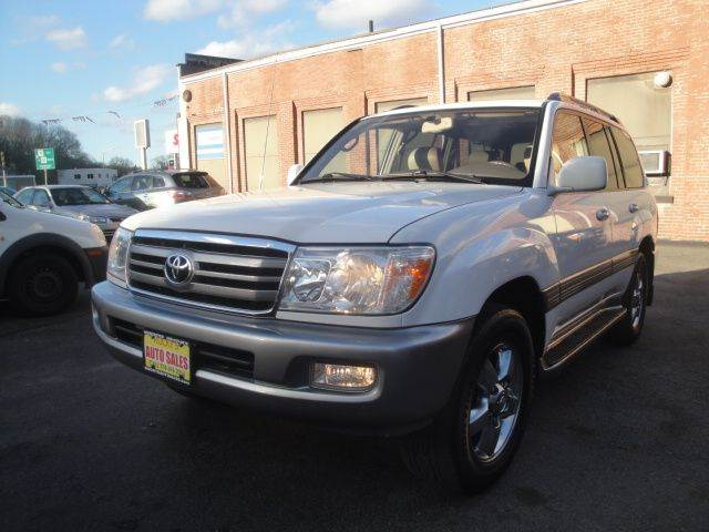 2007 Toyota Land Cruiser for sale at Rocky's Auto Sales in Worcester MA