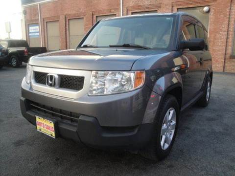 2010 Honda Element for sale at Rocky's Auto Sales in Worcester MA