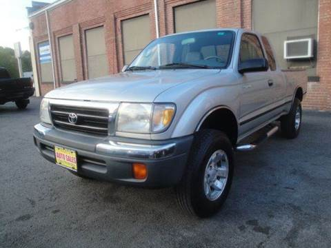 2000 Toyota Tacoma for sale at Rocky's Auto Sales in Worcester MA