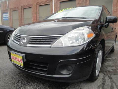 2007 Nissan Versa for sale at Rocky's Auto Sales in Worcester MA