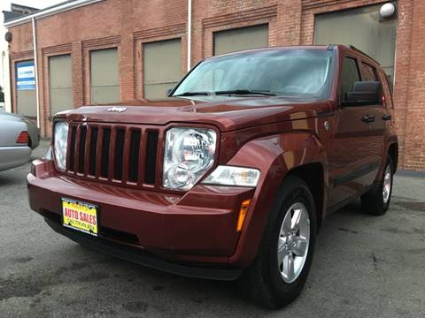 2009 Jeep Liberty for sale in Worcester, MA