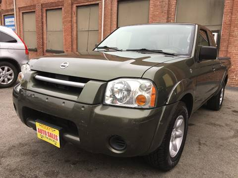 2003 Nissan Frontier for sale in Worcester, MA
