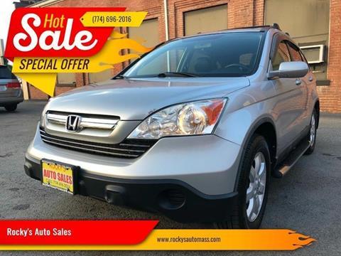 2009 Honda CR-V for sale in Worcester, MA