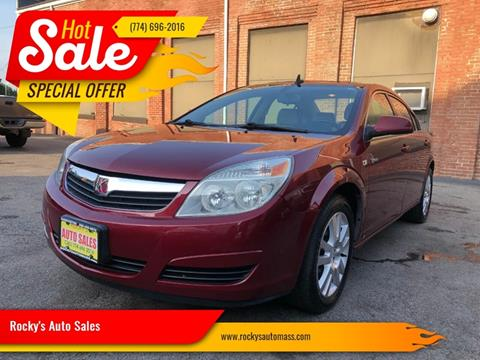 2009 Saturn Aura for sale in Worcester, MA