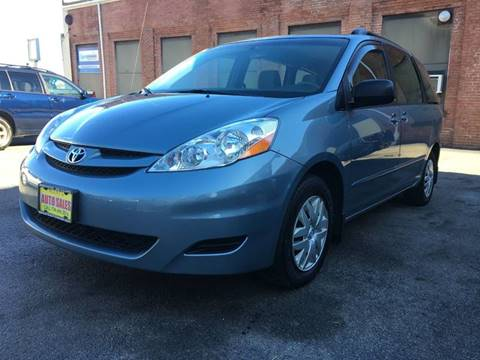 2009 Toyota Sienna for sale in Worcester, MA