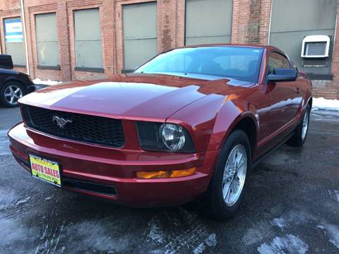 2006 Ford Mustang for sale in Worcester, MA