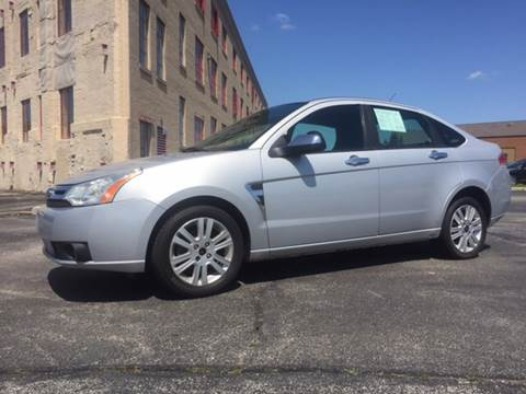 2008 Ford Focus for sale at Budget Auto Sales Inc. in Sheboygan WI