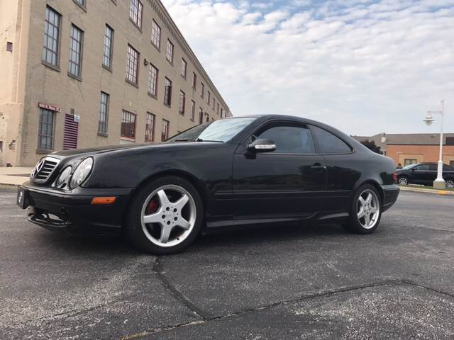 2002 mercedes benz clk clk 430 2dr coupe in sheboygan wi for Budget motors of wisconsin