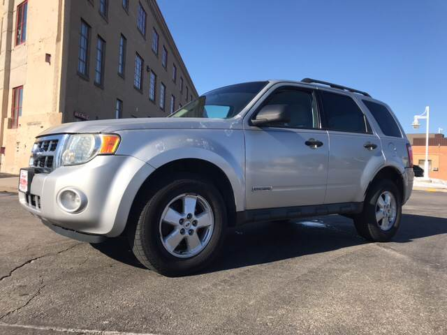 2008 ford escape xlt 4dr suv i4 in sheboygan wi budget for Budget motors of wisconsin