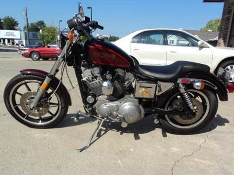 1987 Harley-Davidson Sportster for sale at Budget Auto Sales Inc. in Sheboygan WI