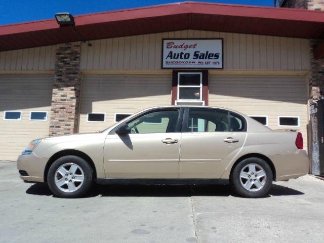2005 chevrolet malibu ls 4dr sedan in sheboygan wi