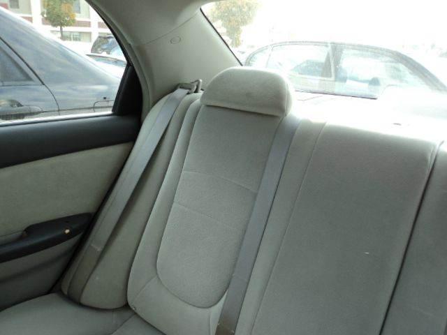 2006 Kia Spectra EX 4dr Sedan w/Automatic - Sheboygan WI