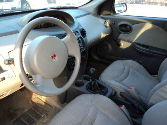 2003 saturn ion 2 4dr sedan in sheboygan wi budget auto for Budget motors of wisconsin