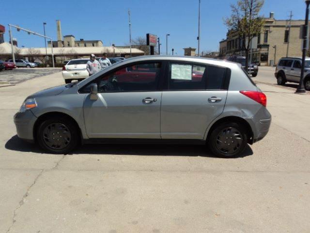 2007 Nissan Versa 1.8 S 4dr Hatchback (1.8L I4 6M) - Sheboygan WI