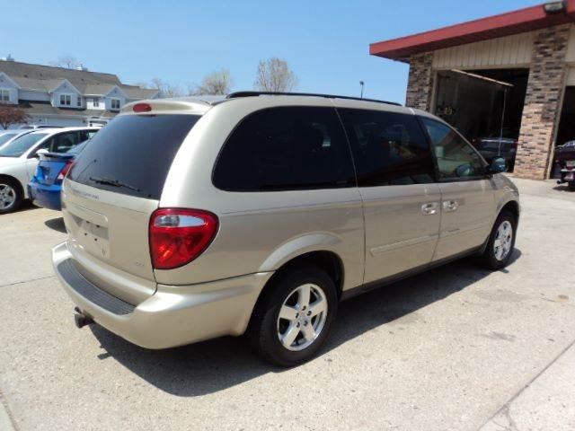 2007 dodge grand caravan sxt 4dr extended mini van in for Budget motors of wisconsin