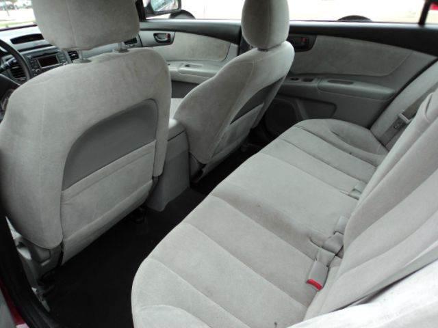 2009 Kia Optima LX 4dr Sedan (I4 5A) - Sheboygan WI
