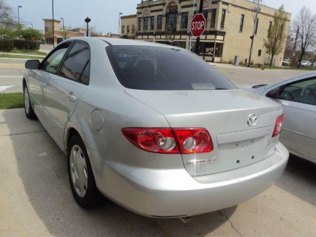 2003 Mazda MAZDA6 i 4dr Sedan - Sheboygan WI