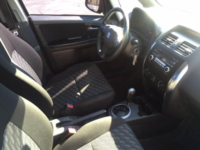 2007 Suzuki SX4 Crossover AWD 4dr Crossover 4A - Sheboygan WI