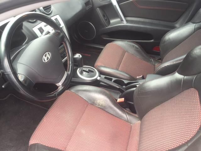 2006 Hyundai Tiburon GT 2dr Hatchback - Sheboygan WI