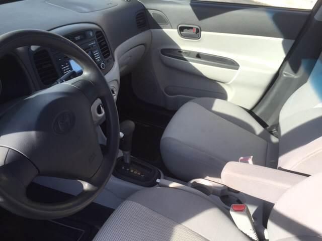 2008 Hyundai Accent GLS 4dr Sedan - Sheboygan WI