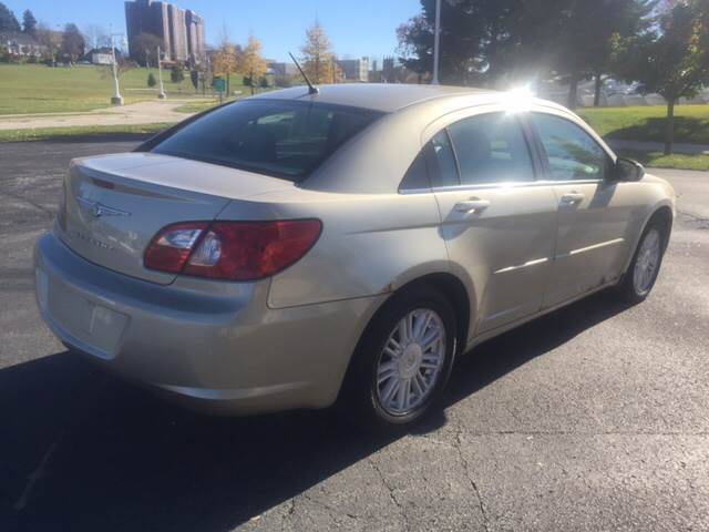 2007 Chrysler Sebring Touring 4dr Sedan - Sheboygan WI
