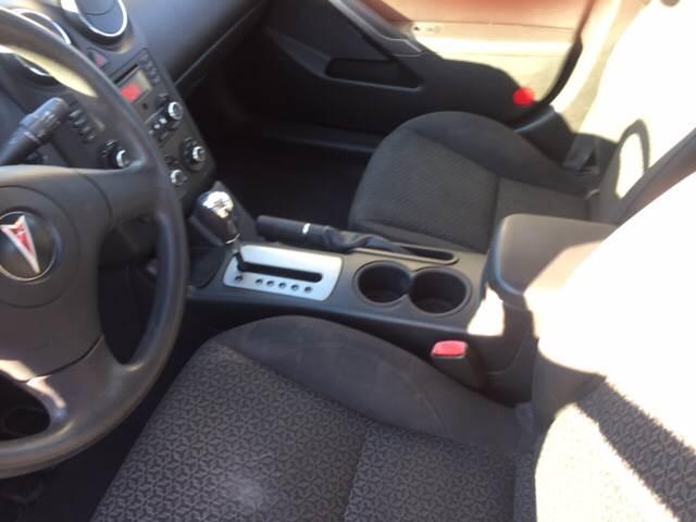 2008 Pontiac G6 Value Leader 4dr Sedan - Sheboygan WI