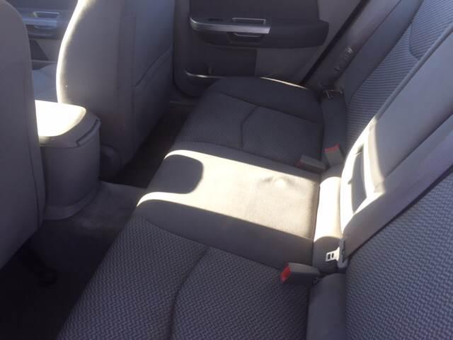 2007 Chrysler Sebring 4dr Sedan - Sheboygan WI