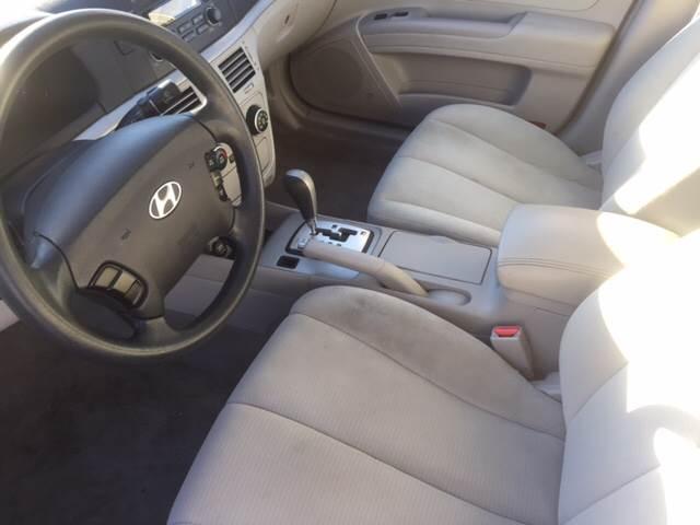 2008 Hyundai Sonata GLS 4dr Sedan - Sheboygan WI