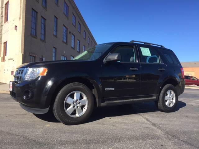 2008 ford escape xls 4dr suv 2 3l i4 4a in sheboygan wi for Budget motors of wisconsin