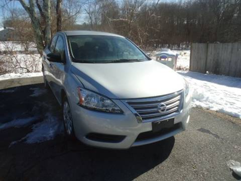 2015 Nissan Sentra for sale in Swansea, MA