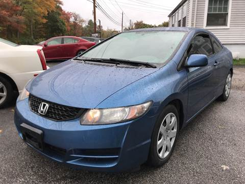 2009 Honda Civic for sale in Swansea, MA