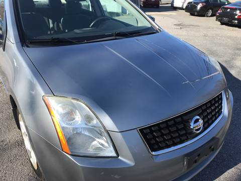 2009 Nissan Sentra for sale in Swansea, MA