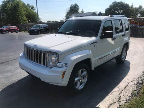 2008 Jeep Liberty for sale in Orleans, IN
