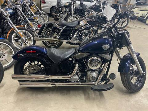 2013 Harley Davidson FLS