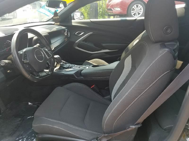 2016 Chevrolet Camaro LT 2dr Coupe w/1LT - Kerman CA