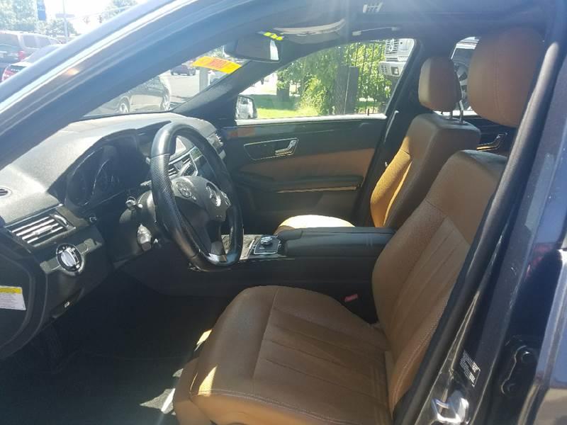 2010 Mercedes-Benz E-Class E 550 Luxury 4dr Sedan - Kerman CA