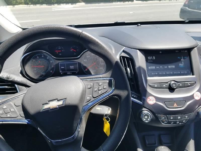 2016 Chevrolet Cruze LT Auto 4dr Sedan w/1SD - Kerman CA